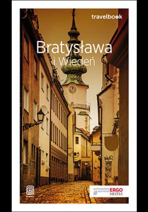 Bezdroża Travelbook Bratysława i Wiedeń