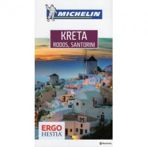 Przewodnik Michelin Kreta, Rodos, Santorini 2016
