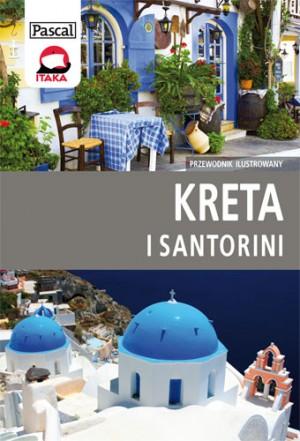 Przewodnik Pascal Ilustrowany Kreta i Santorini