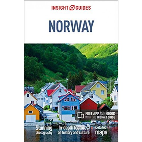 Insight Guides Norway - Norwegia