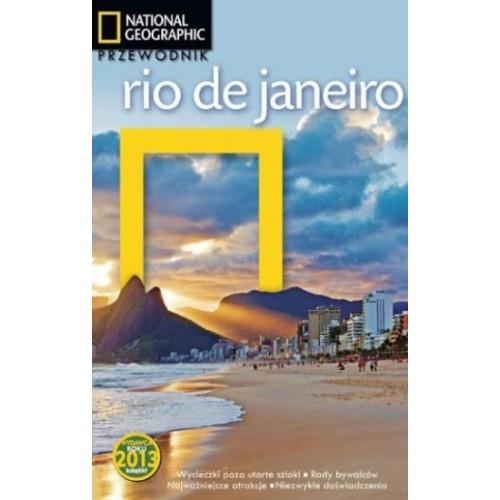 Przewodnik National Geographic Rio de Janeiro