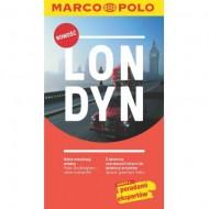 Przewodnik Marco Polo Londyn z mapą w etui