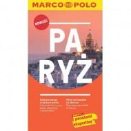 Przewodnik Marco Polo Paryż z mapą w etui