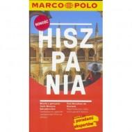 Przewodnik Marco Polo Hiszpania z mapą w etui