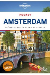 Lonely Planet Pocket Amsterdam (PL)