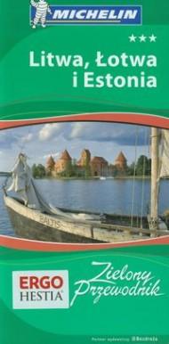Michelin Litwa, Łotwa i Estonia Zielony Przewodnik