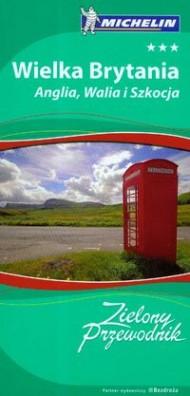 Wielka Brytania Anglia Walia Szkocja Michelin PROMOCJA