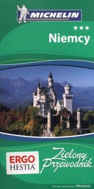 Michelin Niemcy Zielony przewodnik