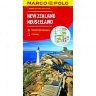 Marco Polo Mapa Nowa Zelandia 1 : 2 000 000