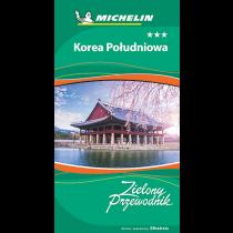 Michelin Korea Południowa Zielony Przewodnik