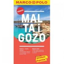 Przewodnik Marco Polo Malta i Gozo z mapą w etui