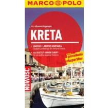 Marco Polo Kreta Przewodnik z atlasem drogowym