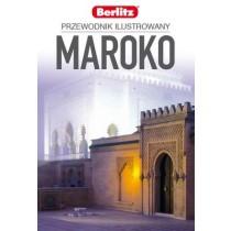 BERLITZ MAROKO PRZEWODNIK ILUSTROWANY