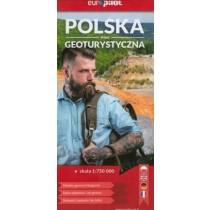 Europilot Polska Mapa Geoturystyczna 1 : 750 000
