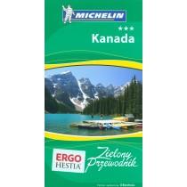 Michelin Kanada Zielony przewodnik + Praga Udany Weekend GRATIS!