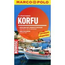 Przewodnik Marco Polo KORFU z atlasem drogowym