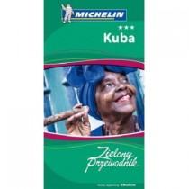 Michelin Zielony przewodnik Kuba 2016