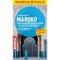 Marco Polo Maroko Przewodnik z atlasem drogowym