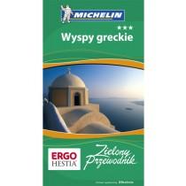 Wyspy Greckie Michelin Zielony Przewodnik